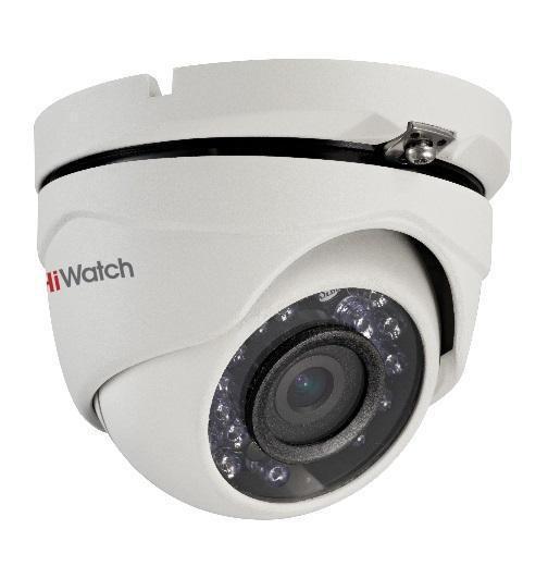 HD-TVI видеокамера HiWatch DS-T203