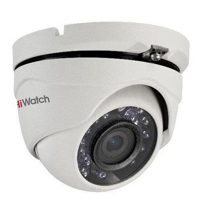 HD-TVI видеокамера HiWatch DS-T203, фото 2