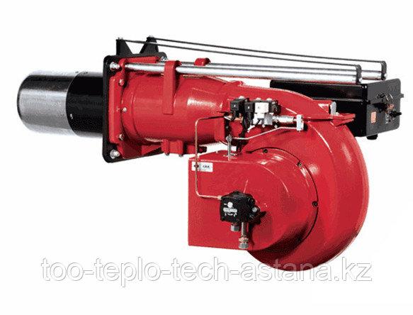 Дизельная горелка фирмы FBR модель FGP 190/3, 3-х ступенчатая мощность 700 - 2390 кВт