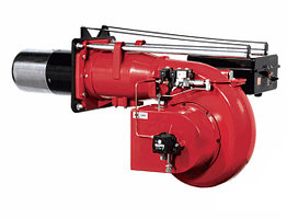 Дизельная горелка фирмы FBR модель FGP 70/2, 2-х ступенчатая мощность 406 - 812 кВт