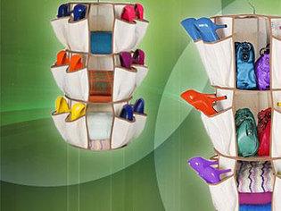 Универсальный органайзер для сумок и обуви, фото 2