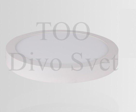 Светодиодный накладной потолочный светильник 12w, 17*17 см (DOWNLIGHT)
