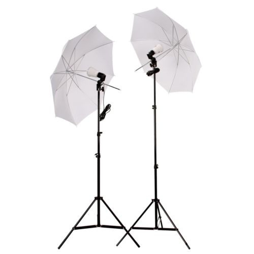 Комплект импульсных лампочек для фотостудии