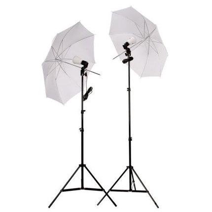 Комплект импульсных лампочек для фотостудии, фото 2