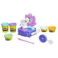 """HASBRO Игровой набор Play-Doh  """"Туалетный столик Рарити"""", фото 1"""