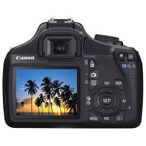 Цифровая зеркальная фотокамера Canon EOS 1100D 18-55 IS III