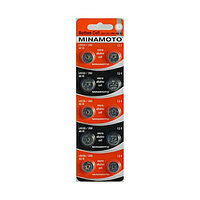 Алкалиновая батарейка Minamoto AG10 / LR1130 / 390