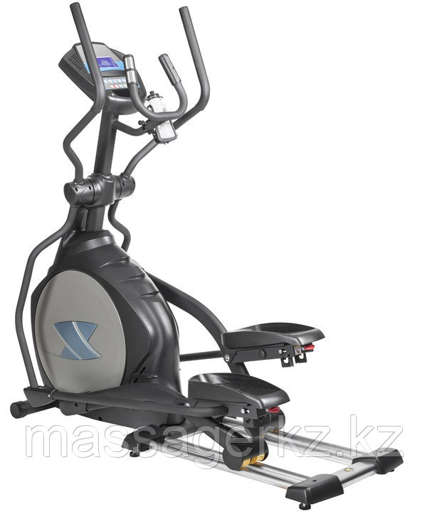 Эллиптический тренажер SPIRIT BY HASTTINGS XE520S (Black Edition)