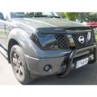 Мухобойка (дефлектор капота) Nissan Pathfinder (R51) 2005-2009