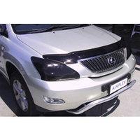 Мухобойка (дефлектор капота) Lexus RX 2003-2008