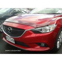 Мухобойка (дефлектор капота) Mazda 6 2014+