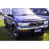 Мухобойка (дефлектор капота) Nissan Pathfinder/ Terrano (R50) 1996-1998