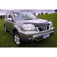 Мухобойка (дефлектор капота) Nissan X-trail (T30) 2001-2006