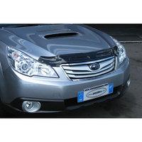 Мухобойка (дефлектор капота) Subaru Legacy 2010-2014 (Euro type)