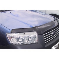 Мухобойка (дефлектор капота) Subaru Forester 2006-2008