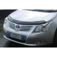 Мухобойка (дефлектор капота) Toyota Avensis 2009+ седан
