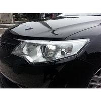 Защита фар Toyota Camry 50 2012-2014 (UAE type) прозрачная