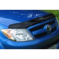 Защита фар Toyota HiLux 2005-2011 прозрачная