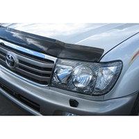 Защита фар Toyota Land Cruiser 100 2005-2007 карбон
