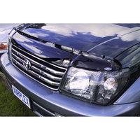 Защита фар Toyota Land Cruiser Prado 95 1996-2002 карбон