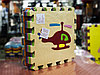 Коврик- пазл (маты) с изображением транспорта