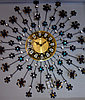 Иранские металлические часы