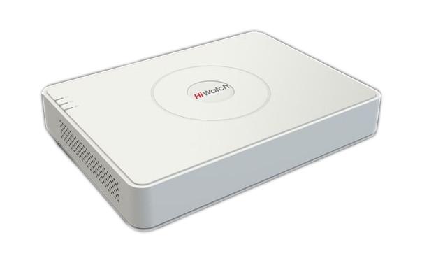 16ти канальный гибридный HD-TVI видеорегистратор HiWatch DS-H116G