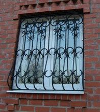 Решётка металлическая на окна