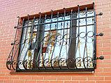 Решётка металлическая на окна, фото 3