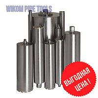 Бур кольцевой для алмазного сверления отверстий 110 мм в бетоне - WIKOM Pipe Tools