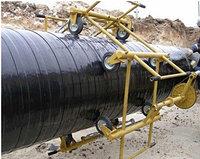 Антикоррозионные материалы для защиты стальных трубопроводов нефтяной и газовой промышленности