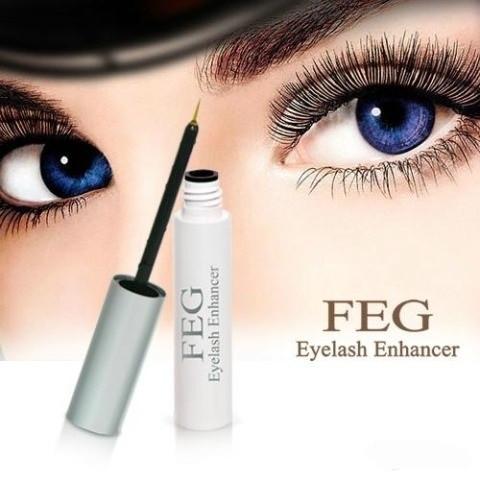 FEG eyelash enhancer средство для роста ресниц (6мл)