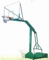 Баскетбольная стойка мобильная (комплект щит, кольцо и сетка)