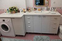 Мебель для ванной в Астане на заказ