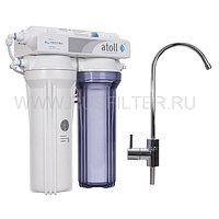 Проточный фильтр для воды atoll D-30 STD (A-310E)