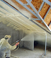 Жидкое утепление крыши, фото 1