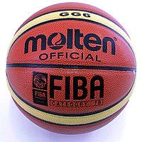 Мяч баскетбольный MOLTEN official BGG6, фото 1