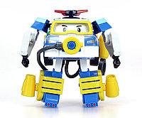 "Машинка ""Робокар Поли"" - Поли-трансформер с костюмом водолаза, 10 см"