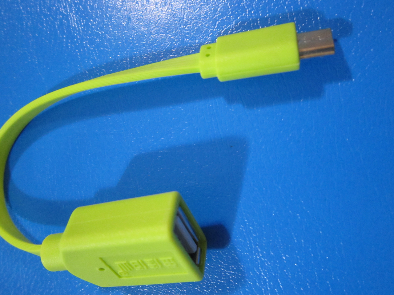 Переходник с Micro USB на USB(OTG)