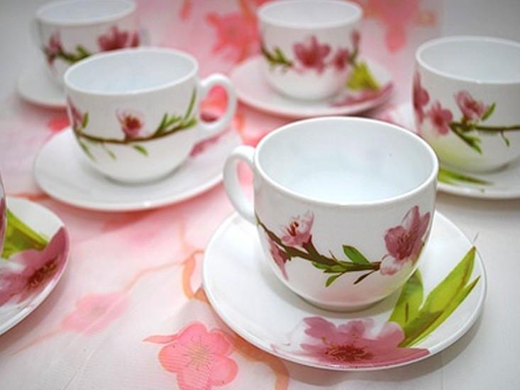 Чайный сервиз Luminarc Water Color