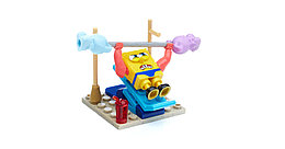 MegaBloks Sponge Bob Wacky Gym