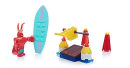 MegaBloks Sponge Wacky Surfing