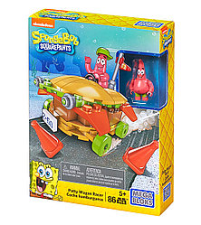 MegaBloks Sponge Party Wagon Racer