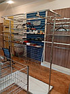 Стойка-вешало напольная двойная для длинных вещей, фото 2