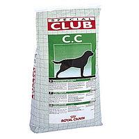ROYAL CANIN C.C. Club, Роял Канин корм для взрослых собак, уп. 20 кг.