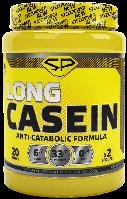 "Казеиновый протеин от SteelPower ""Long Casein"" 900гр/20порций Клубника со сливками"