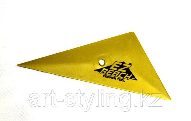Выгонка золотая треугольная GOLD EASY REACH