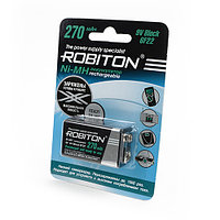 Аккумулятор КРОНА Robiton 270 mAh RTU270MH-1 BL1