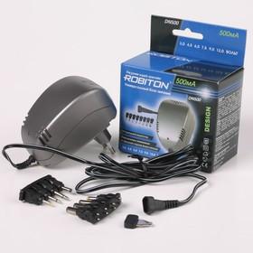 Блок питания ROBITON DN500 (3.0-12 V) универсальный