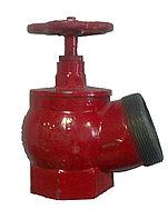 Клапан пожарного крана КПК-50, угловой, чугун, (125 гр.)
